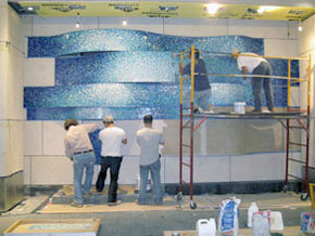 The Studio Accepts Commissions To Produce Custom Fine Art Mosaics, Custom  Architectural Mosaics And Custom Designed Furniture Mosaics.