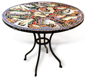 To Commission A Custom Furniture Or Object Mosaic Just Give Us A Call Or  E Mail Us.