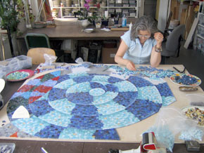 mosaics by unicorn art studio inc - Mosaic Design Ideas